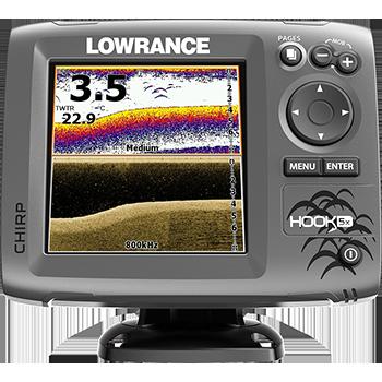 Lowrance HOOK-5x
