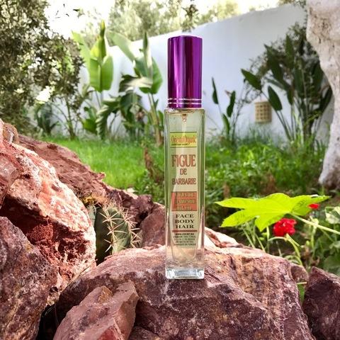 Oriental Organic Сухое масло с Кактусом