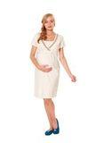 Ночная сорочка для беременных и кормящих 09617 бежевый
