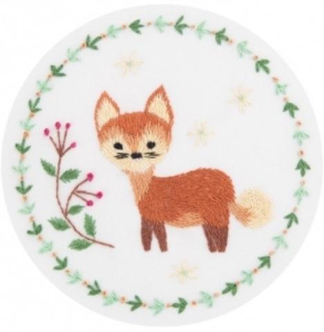 Рыжая лисичка