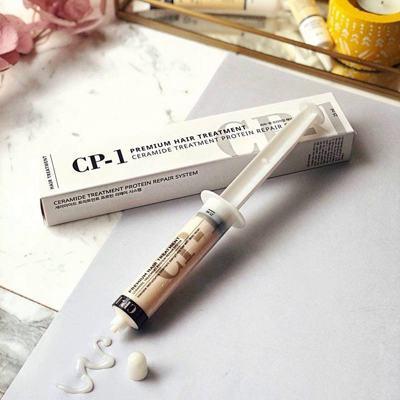 Протеиновая маска для волос Esthetic House CP-1 Ceramide Treatment Protein Repair System