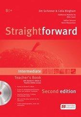 Straightforward 2Ed Int TB +eBook Pk