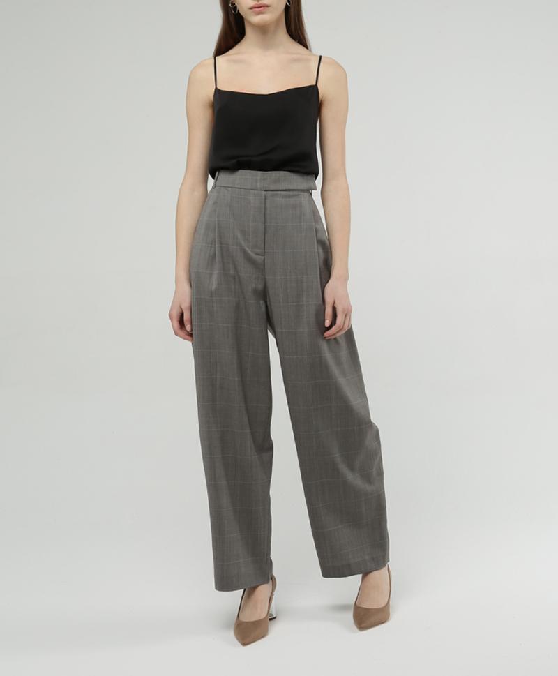 брюки-серые