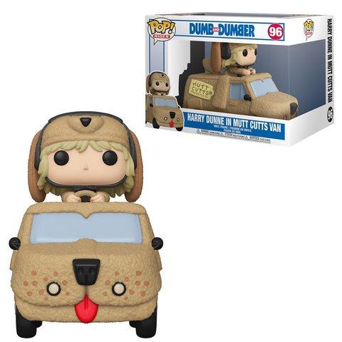 Funko POP! Rides: Dumb and Dumber: Harry in Mutt Cutts Van (96) || Тупой и еще тупее: Гарри Данн в cобакомобиле