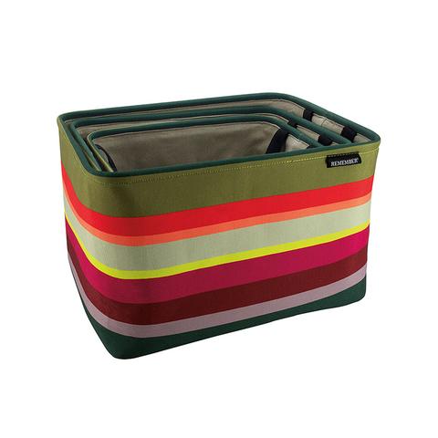 Набор корзин для хранения Remember, Aura, 3 шт.