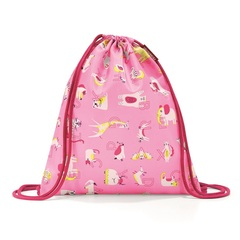 Мешок детский Mysac abc friends pink Reisenthel
