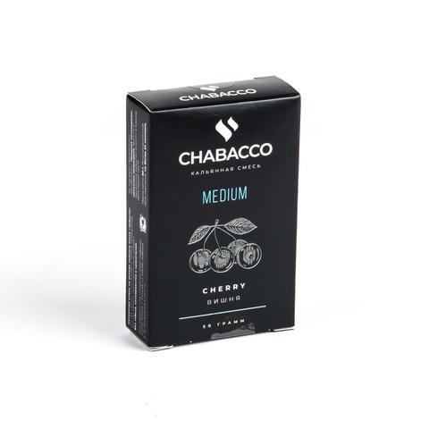 Кальянная смесь Chabacco - Cherry (Вишня) 50 г