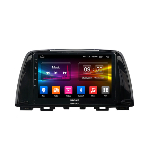 Магнитола для Mazda 6 (2012-2015) Android 9.0 2/16 IPS DSP модель CB 9580P30