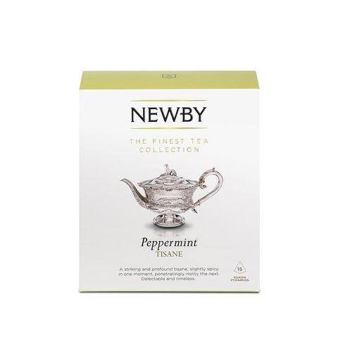 Newby Мята Перечная (15 пирамидок)