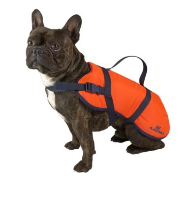 Dog flotation vests