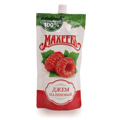 """Джем """"Махеев"""" малиновый 300г"""
