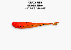 Силикон CRAZY FISH GLIDER 2,2