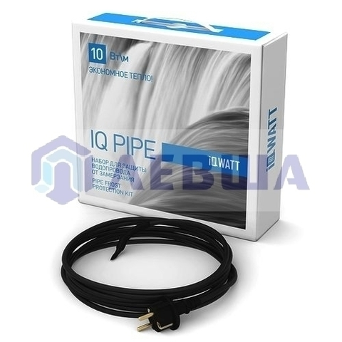 Саморегулирующий кабель IQ Pipe 16 метров