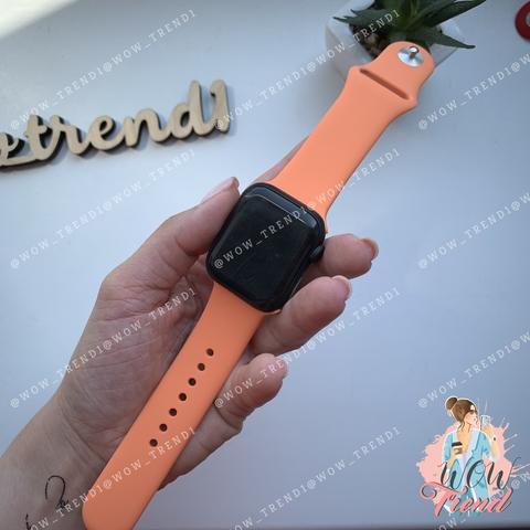 Ремешок Apple watch 38/40mm Sport Band /papaya/ папая