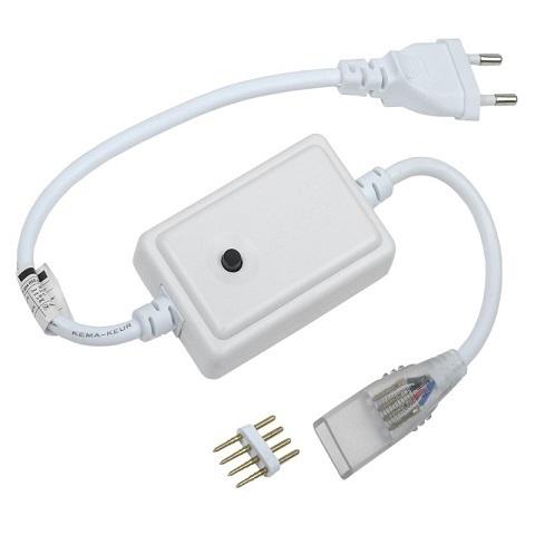 Контроллер для светодиодной ленты RGB, SMD5050/60, 8 режимов, до 50 метров