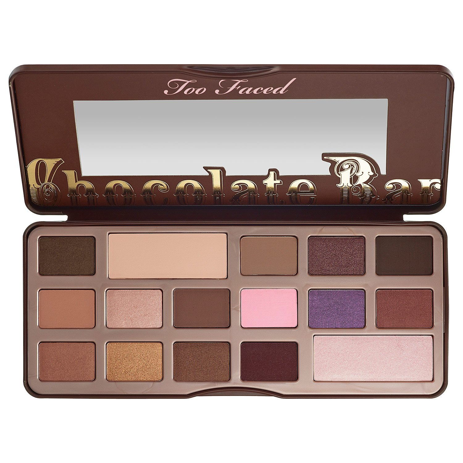 Тени Too Faced Chocolate Bar Palette