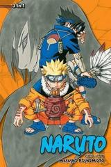 Naruto: 3-in-1 Edition 3