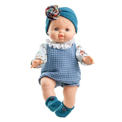 ПРЕДЗАКАЗ! Кукла пупс Горди Бланка, 34 см, Паола Рейна