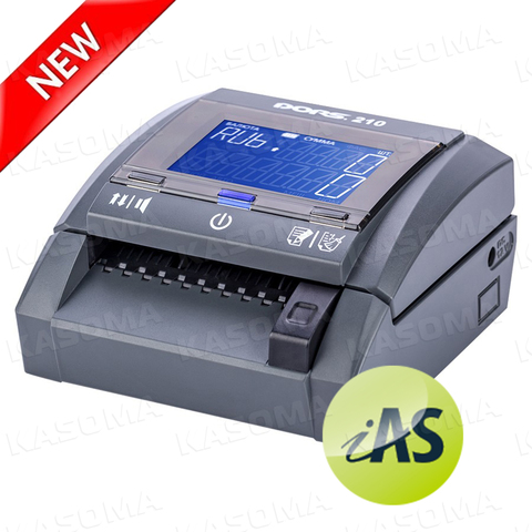 Автоматический детектор банкнот DORS 210 Compact
