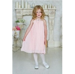 Sweet Berry Нарядное плиссированное платье