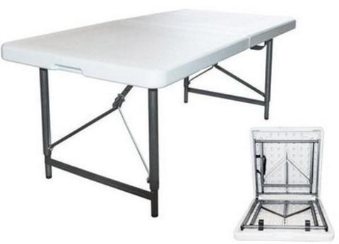 Стол складной ZL-Z122, 122*61*74см
