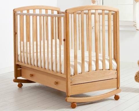 Детская кроватка Гандылян Дашенька качалка