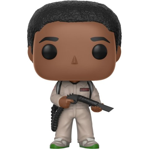 Фигурка Funko POP! Vinyl: Stranger Things: Lucas Ghostbuster 21485