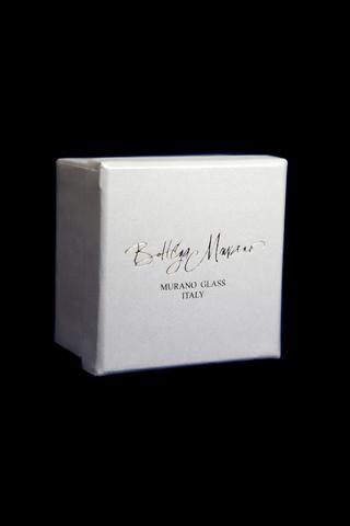 Коробка подарочная Bottega Murano 6х6 см.