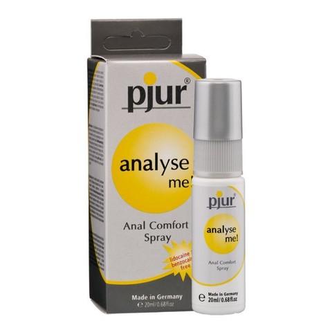 Обезболивающий анальный спрей pjur ANALYSE ME - 20 мл.