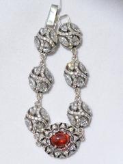 Бхарат  (браслет из серебра)