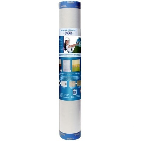 Малярный стеклохолст Oscar Os50 50г/м2