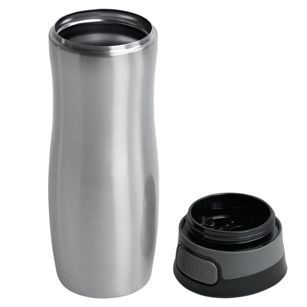 Tansley Travel Mug, grey