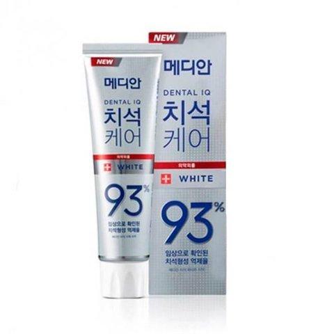 Отбеливающая зубная паста с цеолитом Median Dental IQ 93% White
