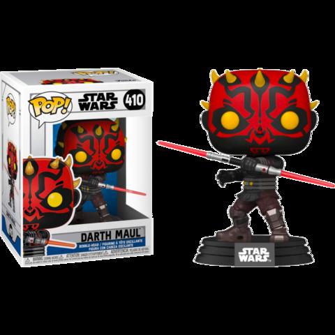 Фигурка Funko Pop! Star Wars: The Clone Wars - Darth Maul