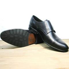 Монки обувь. Классические туфли мужские Ikoc 2205-1 BLC.