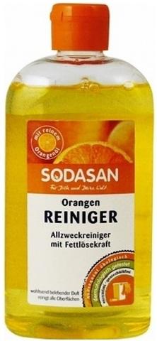 Средство моющее универсальное, Sodasan, Апельсин, 500 мл