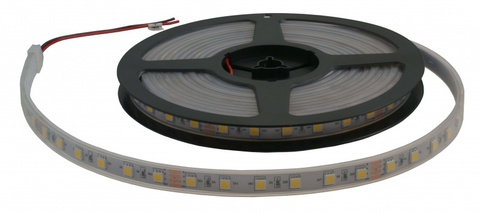 Лента светодиодная SMD5050-60-54-12-144-3200 60LED/м, IP54, 12В, 14,4Вт, 3200К, (У) TDM