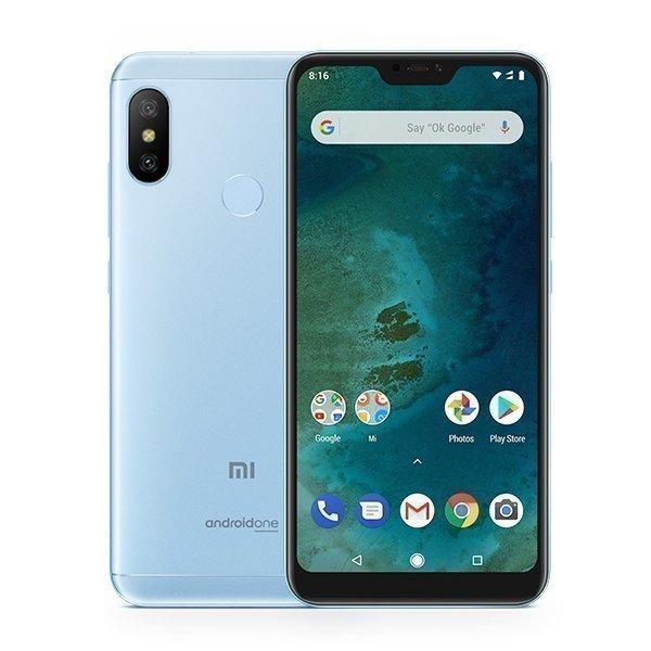Xiaomi Mi A2 Lite 4GB/32GB Blue Global Version