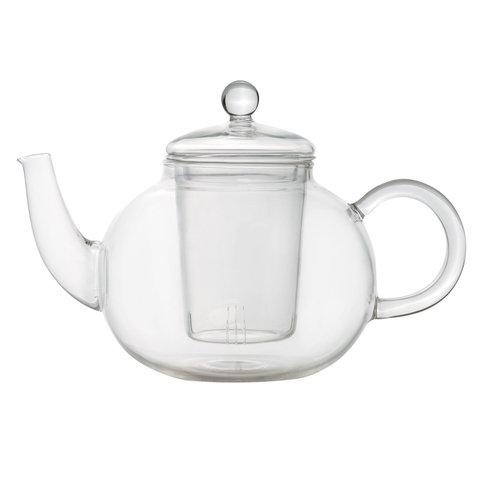 Заварочный чайник стеклянный 1 л