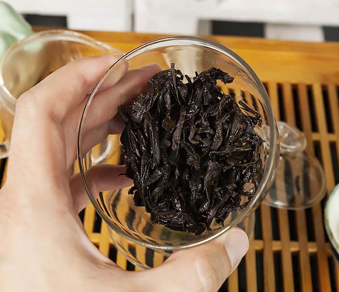 TEA-CH115 Китайский чай «Большой Красный Халат» (Да Хун Пао, сильная обжарка, 50 гр) фото 19
