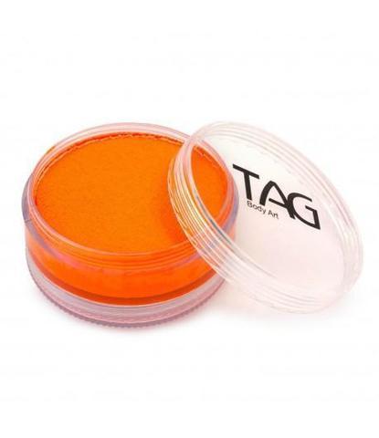 Аквагрим TAG 90гр неоновый оранжевый