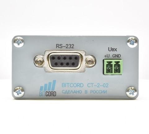 Bitcord CT-2-02, GSM/GPRS модем