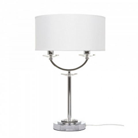 Настольная лампа Tina FR5034TL-02CH. ТМ Maytoni