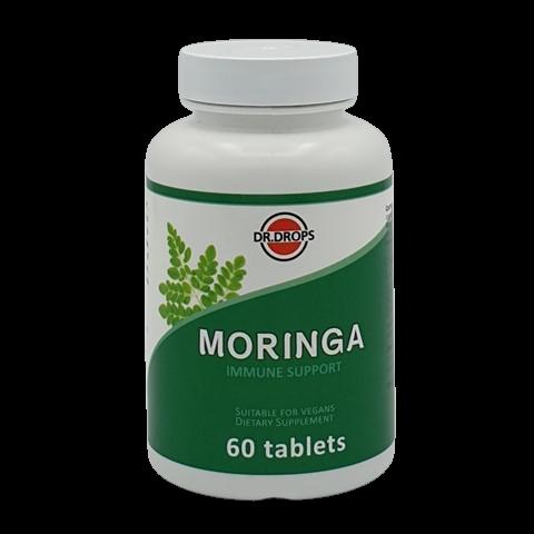 Моринга в таблетках DR. DROPS, 60 табл