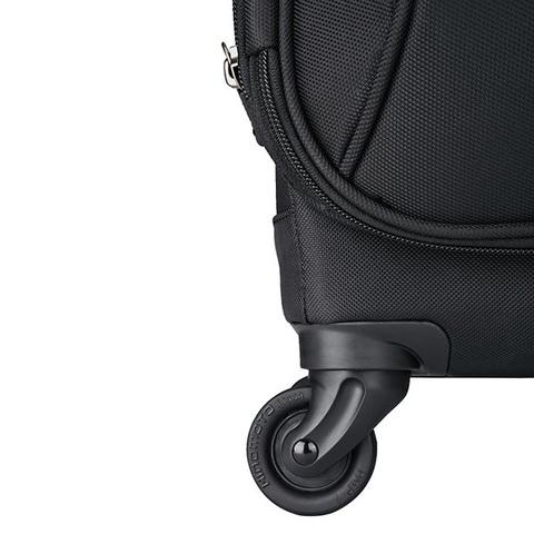Чемодан Victorinox Hybri-Lite, черный, 46x25x61 см, 75 л