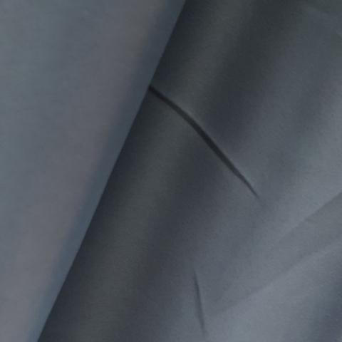 Портьерная ткань блэкаут графит. Арт.Т-711-15