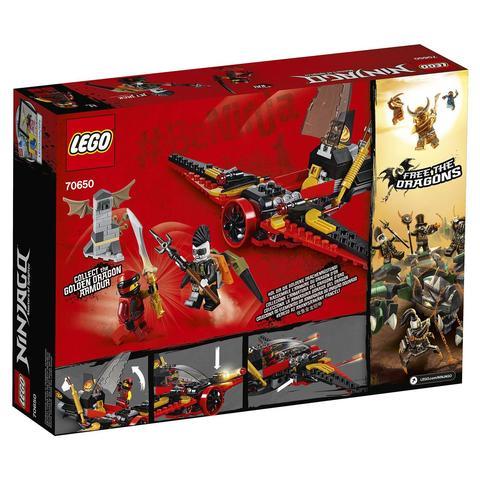 LEGO Ninjago: Крыло судьбы 70650 — Destiny's Wing — Лего Ниндзяго