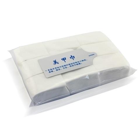 Безворсовые салфетки 500 штук 4*5.5 мягкие А