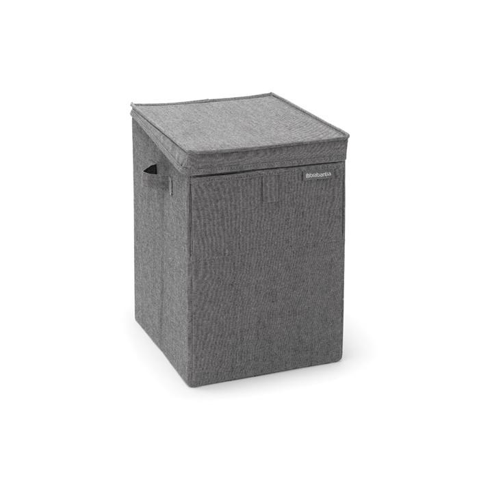 Модульный ящик для белья (35 л), Серо-черный, арт. 120442 - фото 1