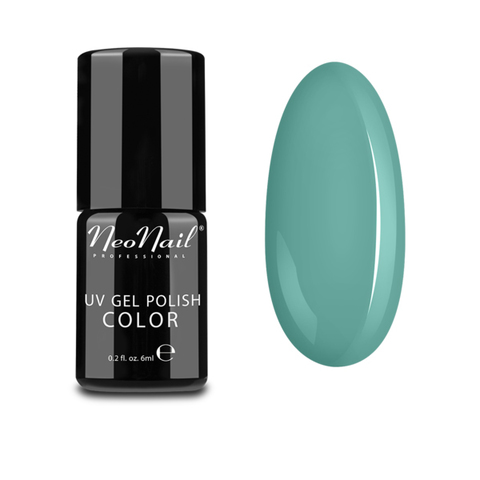 NeoNail Гель лак UV 6ml Turquoise Wave №5800-1